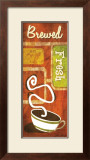Retro Coffee II Poster by Stacy Gamel