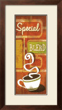 Retro Coffee IV Print by Stacy Gamel