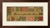 Words to Live By, No Place Like Home Poster by Sara Anderson