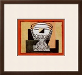 The Vase Print by Pablo Picasso