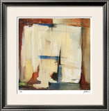 Quiet Shades II Limited Edition Framed Print by  Judeen