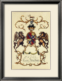 Crackled Lord Wycombe Prints by Jacobs Peerage