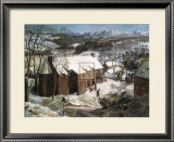 Winter in Angus Art by James McIntosh Patrick