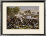 Battle of Wilson's Creek Prints by Kurz & Allison