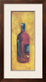 Wine Collection I Prints by Evol Lo