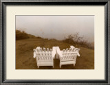 Maine Chairs Prints by Vicki Reed