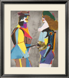 Fun City Prints by Richard Lindner