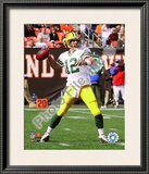 Aaron Rodgers Framed Photographic Print
