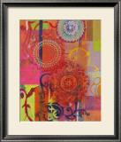 Textile Idea Poster by Jeanne Wassenaar