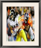 Troy Polamalu Framed Photographic Print