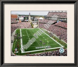 Gillette Stadium, Framed Photographic Print