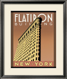 Flatiron Building Prints by Brian James