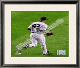 Mariano Rivera Game Six of the 2009 MLB World Series Framed Photographic Print