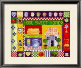Home Sweet Home Prints by Alie Kruse-Kolk