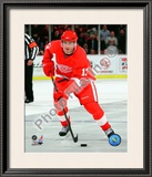 Pavel Datsyuk 2009-10 Framed Photographic Print