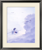 Vietnam USN Vought F8 Crusader VF24 Framed Giclee Print by Bill Northup