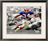 Thurman Thomas Framed Photographic Print