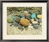 Beach Stones Prints by Mark Goodall