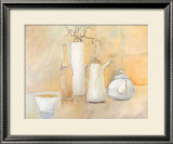 Still Life with Teapot Print by Heinz Hock