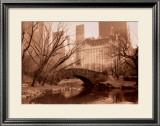 Reflections, Central Park Prints by Sergei Beliakov