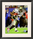Marques Colston Super Bowl XLIV Framed Photographic Print