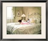 Nicole's Hideaway Prints by Catherine Sgro