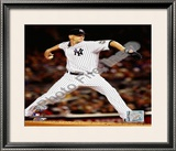 A.J. Burnett Game 2 of the 2009 World Series Framed Photographic Print