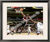 Greg Oden 2009-10 Framed Photographic Print