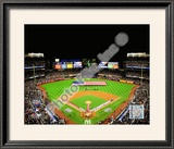 Yankee Stadium Game 1 of the 2009 World Series Framed Photographic Print