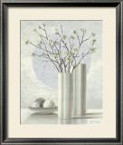 Silver Inspiration I Print by Karin Valk