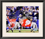 Peyton Manning 2009 AFC Championship Game Framed Photographic Print
