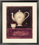 Time for Tea and Berries II Posters by Herve Libaud