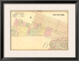 East New York (Sec 9), c.1874 Framed Giclee Print by Henry Fulton