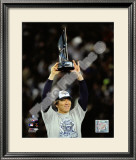Hideki Matsui MVP Game Six of the 2009 MLB World Series Framed Photographic Print