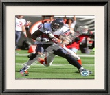 Andre Johnson 2008 Framed Photographic Print