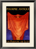 Pourpre Antique Framed Giclee Print by Leonetto Cappiello