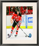 Zach Parise 2009-10 Framed Photographic Print