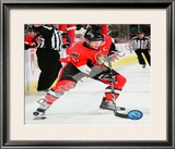 Daniel Alfredsson Framed Photographic Print