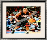 Mario Chalmers Framed Photographic Print
