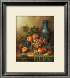 Antique Still Life III Poster by Corrado Pila