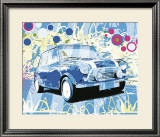 Vintage Mini Cooper Prints by Michael Cheung
