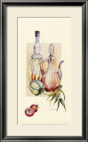 Oil and Vinegar Prints by Elizabeth Jardine