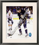 T.J. Oshie 2009-10 Framed Photographic Print