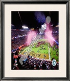 Sun Life Stadium Super Bowl XLIV Framed Photographic Print