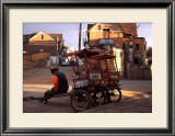 Street Taxi, Madagascar Prints by Charles Glover