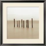 Eight Piers Prints by Alan Klug