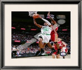 Ray Allen Framed Photographic Print