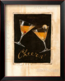 Cheers! I Prints by Pamela Gladding