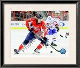 Nicklas Backstrom 2009-10 Framed Photographic Print