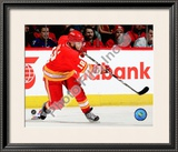 Jarome Iginla Framed Photographic Print